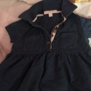 Used Burberry dress size 3